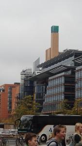 Contemporary architecture in Berlin