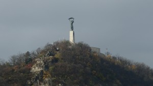 Szabadsag Szobor (Statue of Liberty), Budapest
